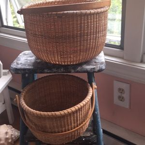 Baskets, woven 2, great condition